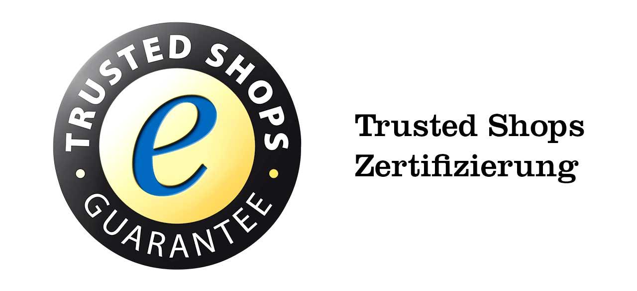 Trusted shop siegel